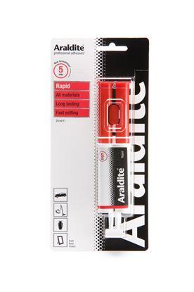 Picture of Araldite Rapid Syringe 24ml Syringe