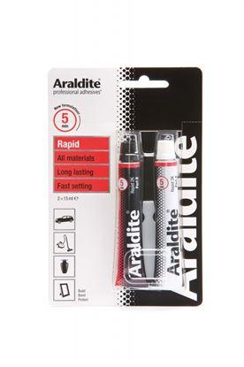 Picture of Araldite Rapid Tube 2 x 15ml Tubes