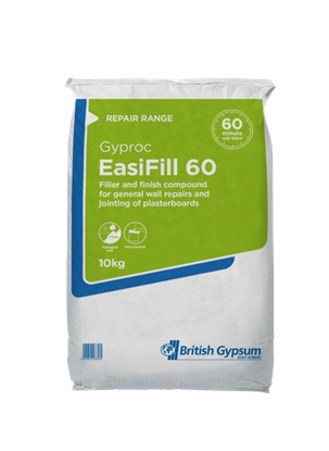 Picture of Artex Gyproc Easifill 10kg