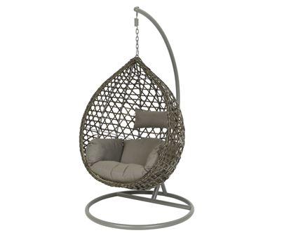 Picture of Kaemingk Montreal Hanging Chair Grey
