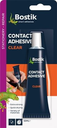 Picture of Bostik Contact Extra Strong Adhesive 50ml Blister