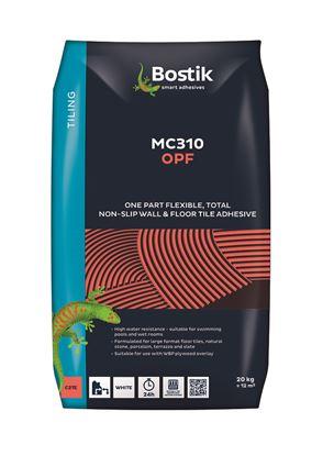 Picture of Bostik OPF White Flexible Tile Adhesive 20kg