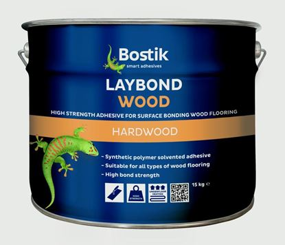 Picture of Bostik Laybond Wood Bond 10L