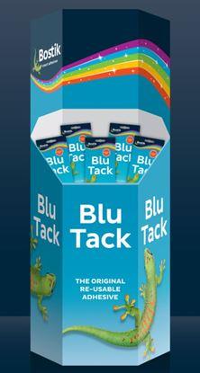 Picture of Bostik Blu Tack Dump Bin Contains 240 Units