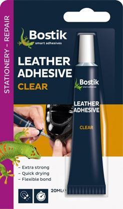 Picture of Bostik Leather Adhesive - Blister Tube 20ml