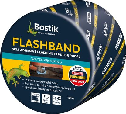 Picture of Bostik Flashband Original Finish 10m x 100mm