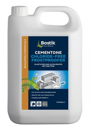 Picture of Cementone Chloride-Free Frostproofer 5L
