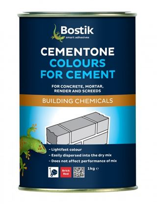 Picture of Cementone Colours For Cement 1kg - Buff
