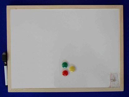 Picture of Nicoline Magnetic Dry Wipe Board 60 x 90cm