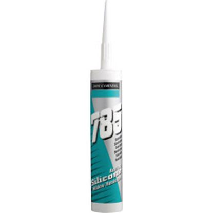 Picture of Dow Corning 785 Sanitary Silicone 310ml Clear