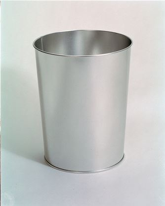Picture of Probus Silver Waste Bin 10