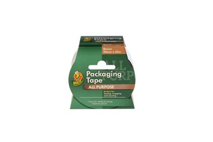 Picture of Duck Tape All Purpose Packaging Tape 50mm x 25m