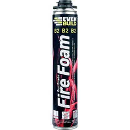 Picture of Everbuild Fire Foam B2 Gun Grade 750ml