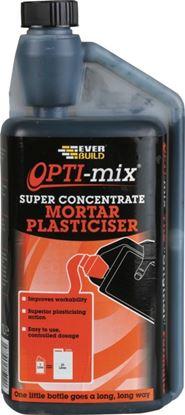 Picture of Everbuild Opti-Mix Mortar Plasticiser 1L
