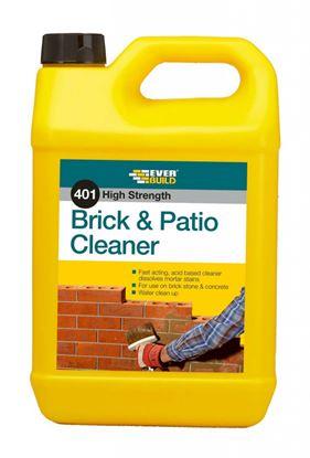 Picture of Everbuild 401 Brick  Patio Cleaner 5Lt