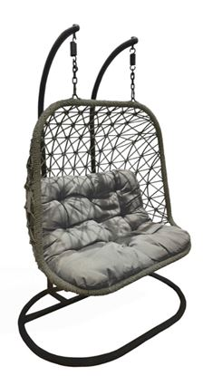 Picture of Pagoda Double Hanging Bulk Chair