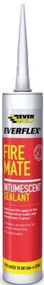 Picture of Everbuild Fire Mate Sealant C3 White