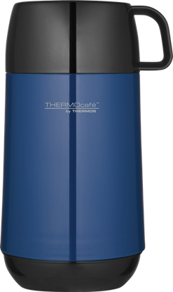 Picture of Challenger Vacuum Flask Blue 1.0L