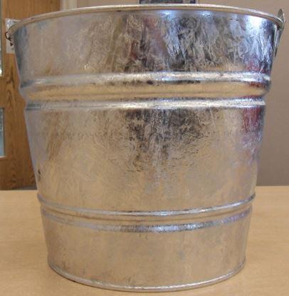 Picture of SupaHome Galvanised Bucket 31cm 14L