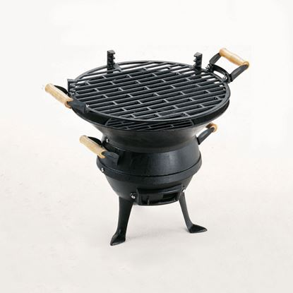 Picture of Grill Chef Cast Iron BBQ 35cm
