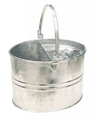 Picture of SupaHome Galvanised Mop Bucket 2 Gallon