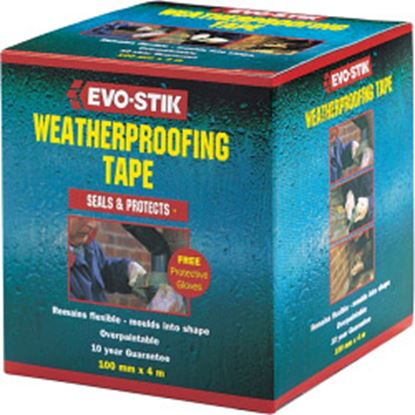 Picture of Evo-Stik Weatherproofing Tape 50mm x 4m