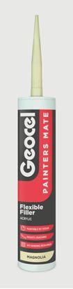 Picture of Geocel Painters Mate Filler 310ml Magnolia