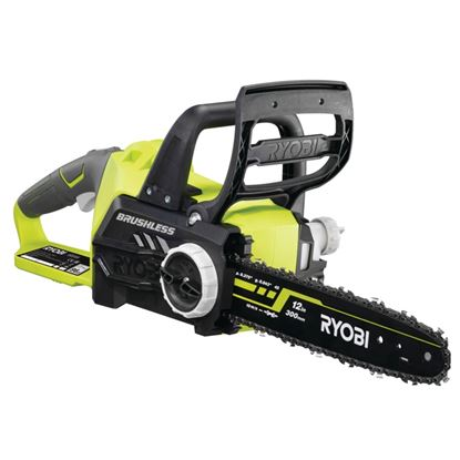 Picture of Ryobi 18v One Cordless Brushless Chainsaw 30cm