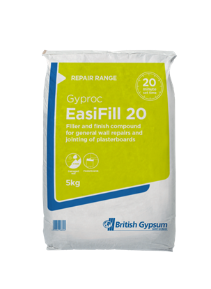 Picture of Gyproc Easi-Fill 20 5kg