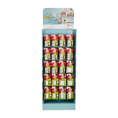 Picture of Command Picture Hanging Strips Free Standing Display Unit