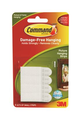 Picture of Command Small Picture Strips 4 Sets