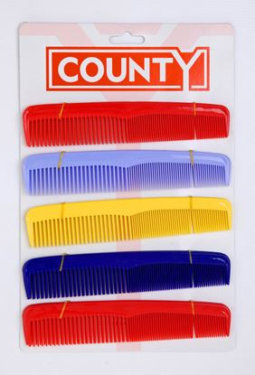 Picture of County Dressing Comb Card 10 7