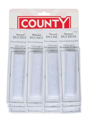 Picture of County No Sew Tape Card 12