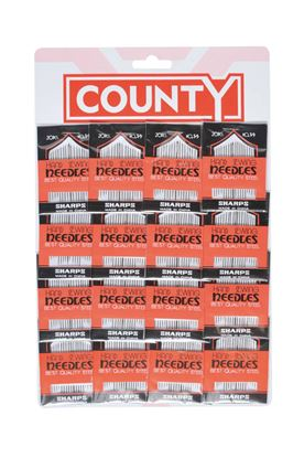 Picture of County Sewing Needles Card 16