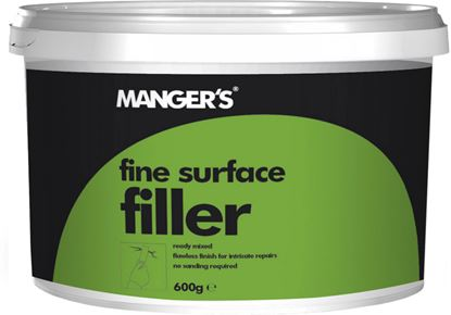 Picture of Mangers Fine Surface Filler 600g
