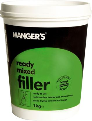 Picture of Mangers All Purpose Ready Mixed Filler 1kg