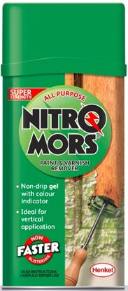 Picture of Nitromors All Purpose Paint  Varnish Remover 750ml