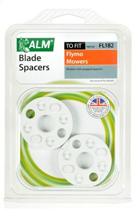 Picture of ALM Blade Height Spacers Two Pegs on Each Side