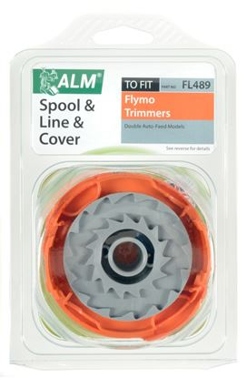Picture of ALM Spool Line  Spool Cover