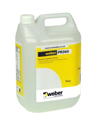 Picture of Weber Priming Solution White 1L