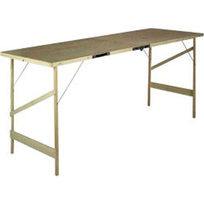 Picture of Hardboard Paste Table