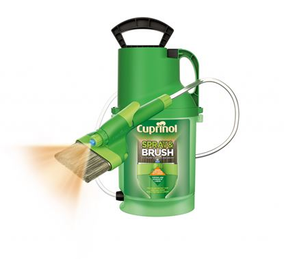 Picture of Cuprinol Spray And Brush 2 In 1