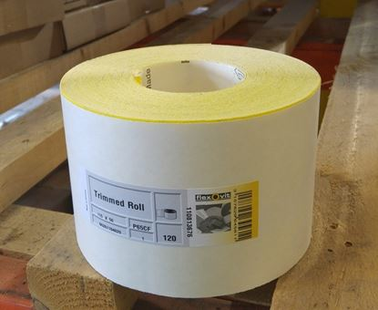 Picture of Flexovit Sanding Rolls 115x50m P120