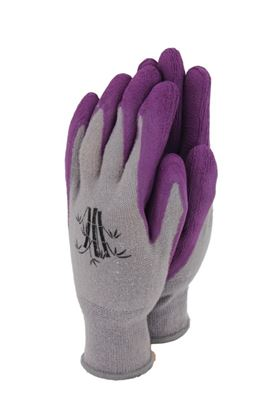 Picture of Town  Country Bamboo Gloves Grape Medium