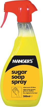 Picture of Mangers Sugar Soap 500ml Spray