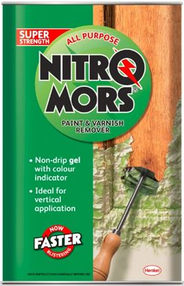 Picture of Nitromors All Purpose Paint  Varnish Remover 4L