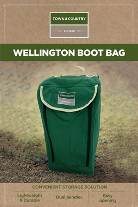 Picture of Town  Country Boot Bag