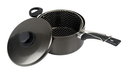 Picture of Pendeford Bronze Collection Chip Pan 22cm