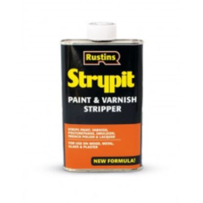 Picture of Rustins Strypit Paint  Varnish Stripper 1L