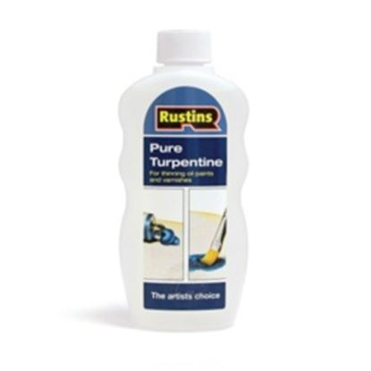 Picture of Rustins Pure Turpentine 500ml
